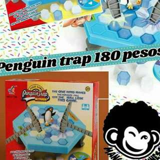 Penguin Trap Board Game