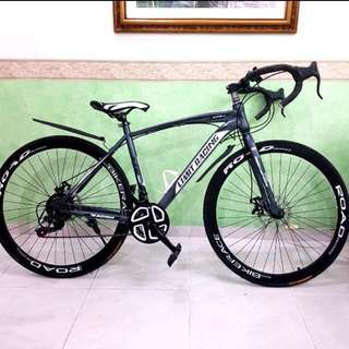 BN Road Bike with Body and Tyre Sports Bocycle Decal