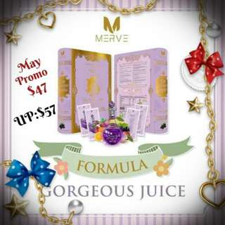 MERVE Gorgeous Juice Vol.2