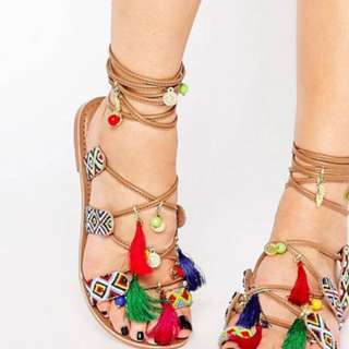 ASOS glamours Sandals