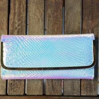 Beautiful Iridescent Wallet
