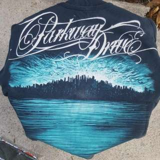 Parkway Drive Singlet And DVD