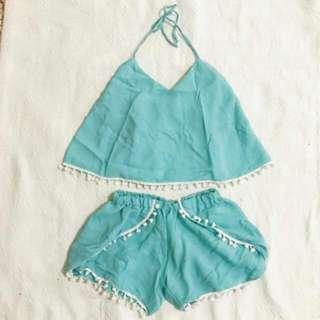 Coachella Inspired terno dress
