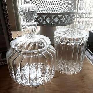 玻璃小盒一組#居家生活好物