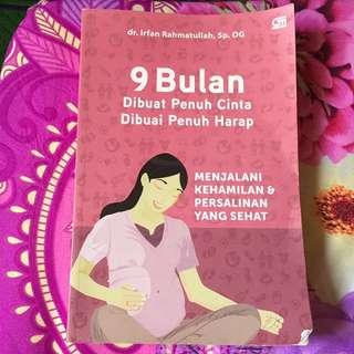 Buku Tentang Kehamilan
