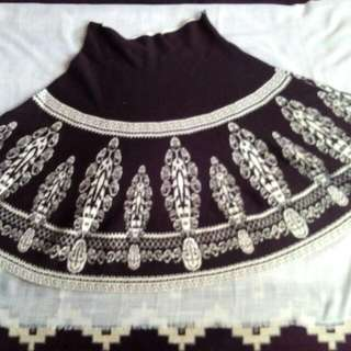 FREE ITEMS!! Black and White Skirts