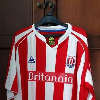Stoke City Original 09/10 Home Kit