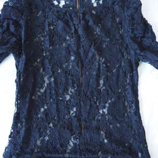 Sports girl Lace Top