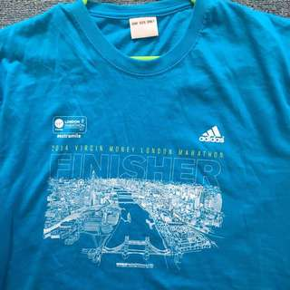 Adidas London Marathon T-shirt