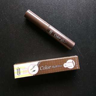 ETUDE HOUSE BROW MASCARA SHADE NO. 1