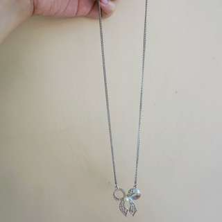 Marks & Spencer Bow Pendant Neckleace