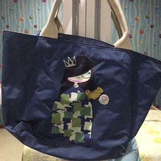 Navy Bag by Marc Jacobs