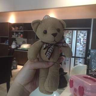 Boneka Beruang Kecil (gantungan)