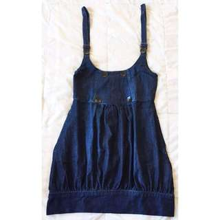 Guess Denim Jumpdress