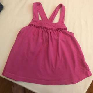 WTS: Baby Gap Baby Girl Top (size 18-24mths)