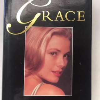 Grace Hard Cover Book Author Robert Lacy  Grace Kelly Biography