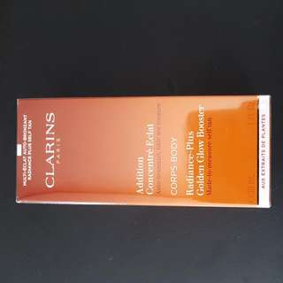 CLARINS RADIANCE-PLUS GOLDEN GLOW BOOSTER (Made to measure self tan) FOR BODY
