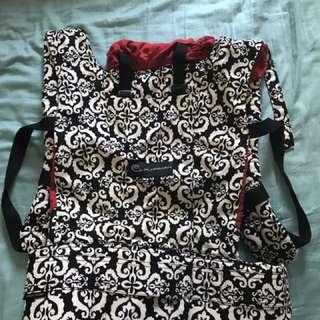 ✭小泡阿木✭🆙正品Ergobaby 有機棉背巾(設計款)