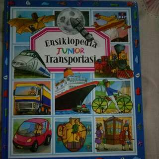 Ensiklopedia Junior Transportasi