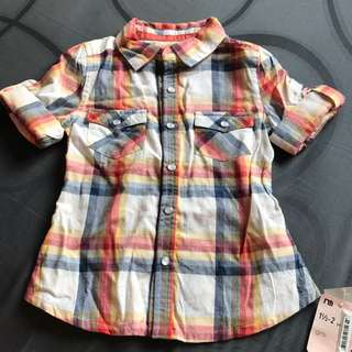 New With Tag Mothercare Size 1.5-2 Tahun