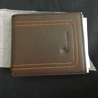 Alain Delon Brown Wallet