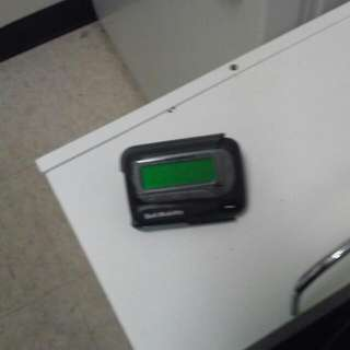 Pager From Bell