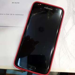Samsung S7 Edge Onxy Black