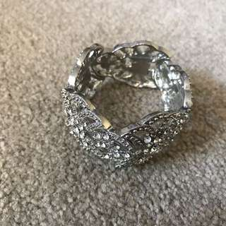Beautiful Diamanté Bracelet