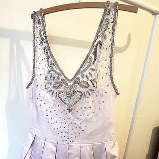 Forever New Beaded Dress