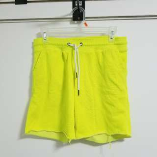FREE WITH PURCHASE Casual Sweat Shorts