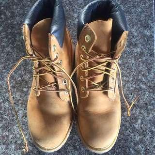 """Timberland Women's 6"""" Premium Boots"""