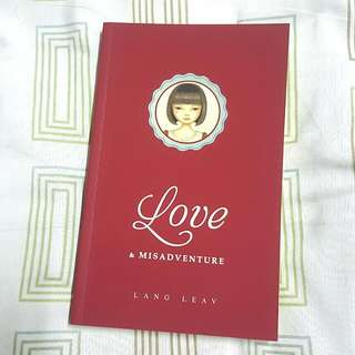 PERFECT CONDITION Love & Misadventure By Lang Leav