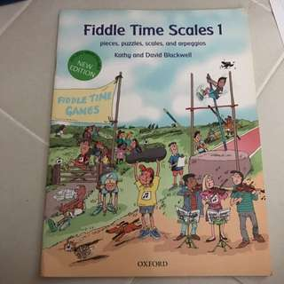 Fiddle Times And Scales
