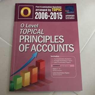 Accounting TYS