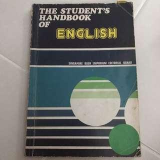 Vintage English Handbook