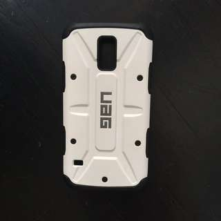 UAG Samsung Galaxy S5 White Phone Cover