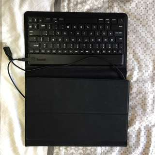 Ipad's Keyboard