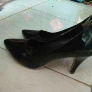 Reprice !!Sepatu Kerja 7cm