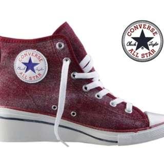 Converse Original Chucks Hi-ness Hi Oxheart
