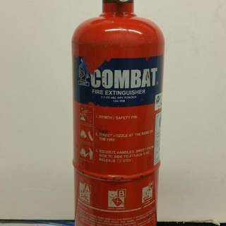 Fire Extinguisher 3kg