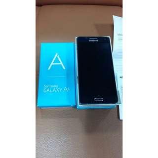 SAMSUNG A5 2016 SM-A500F BLACK Beli Di Samsung Grand Indonesia Perfect Condition