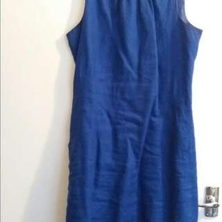Casual A-Line Dress Size 10