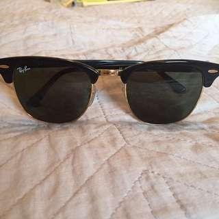 Classic Ray-Ban Sunglasses