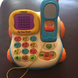 V Tech Educational Toy