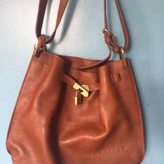 Authentic Leather Bucket Bag