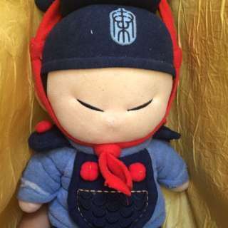 Chinese Stuffed Doll