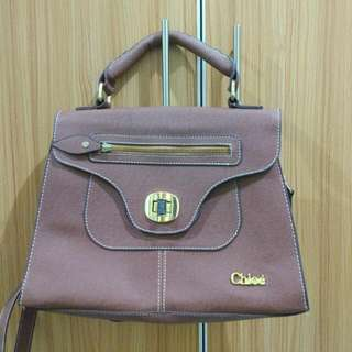 Satchel Bag Chloe KW