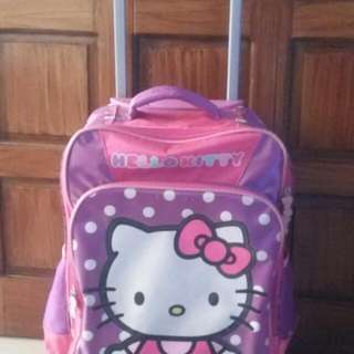 Authentic Hello Kitty Stroller Bag