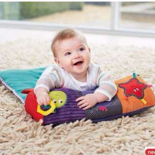 BABY LYING PILLOW NEWBORN PUZZLE TOYS