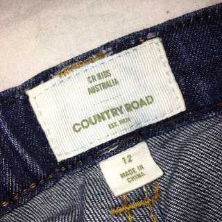Kids Country Road Vintage Jeans